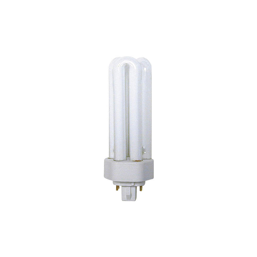 32 Watts Plug In Cfl T4 Pl 4 Pin Gx24q 3 2400 Lumens 4100k Bulb Color Temp