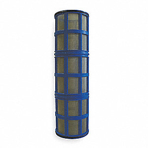 FILTER SCREEN,BLUE,14 5/8 IN LENGTH