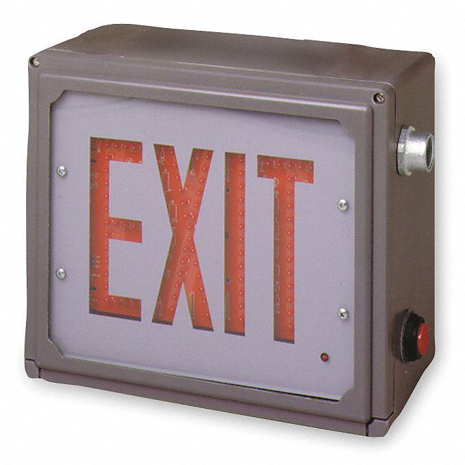 Hazardous Location Emergency/exit Backup