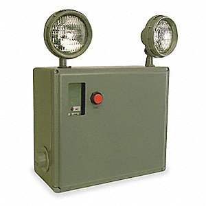 Emergency Lighting Fixture,120/277V