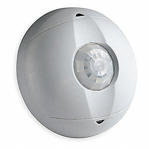 Occupancy Sensor, Sensor Type: Passive Infrared, Installation Type: Ceiling, 450 sq. ft. Coverage