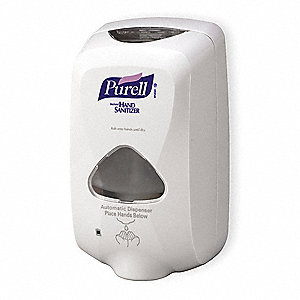 Hand Sanitizer Dispenser,1200mL, Gray