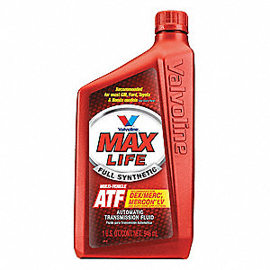 Automatic Transmission Fluid,32 oz,Red