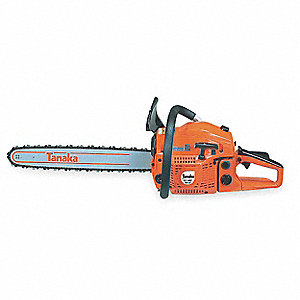 Chain Saw,Gas,20 In. Bar,50CC