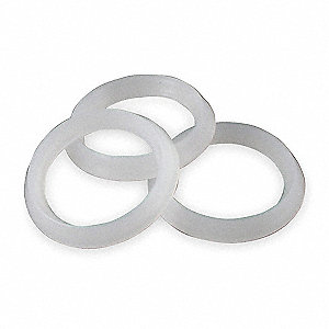 Washer,Pipe Dia 1 1/4 To 1 1/2 In,PK10