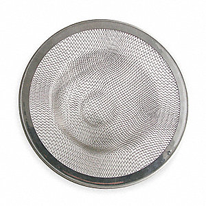 Kitchen Mesh Strainer, Stainless Steel