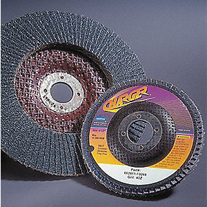 FLAP DISC CHARGER JUMBO 7X7/8