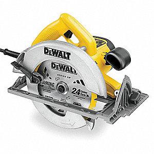 dewalt skil saw. circular saw,7-1/4 in. blade,5800 rpm dewalt skil saw t