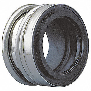 "5/8"" Unitized Rotary Replacement Pump Shaft Seal, 0.406"" Seat Thickness"