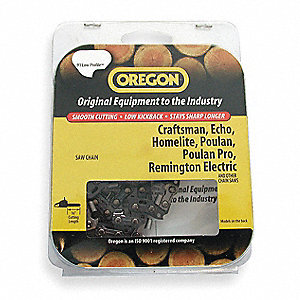 SAW CHAIN,20 IN.,.050 IN.,3/8 IN. P