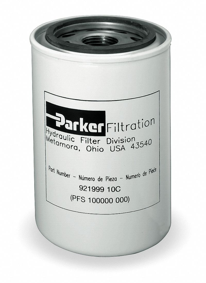 Paper Hydraulic Filter Element,  25 Micron Rating,  150 psi Max. Pressure