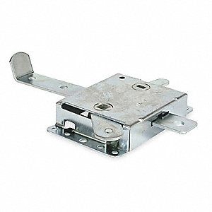 T Handle Side Lock,Zinc
