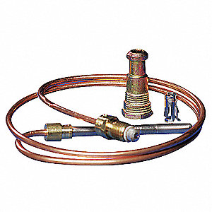 Thermocouple,48in,Pk10
