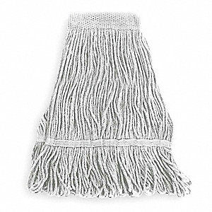MOP,WET,16 OZ,WHITE