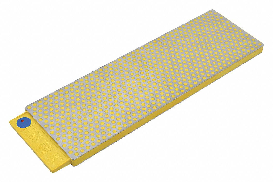 Fine/Coarse Grade Diamond Double Sided Sharpening Stone, 9/25 Grit