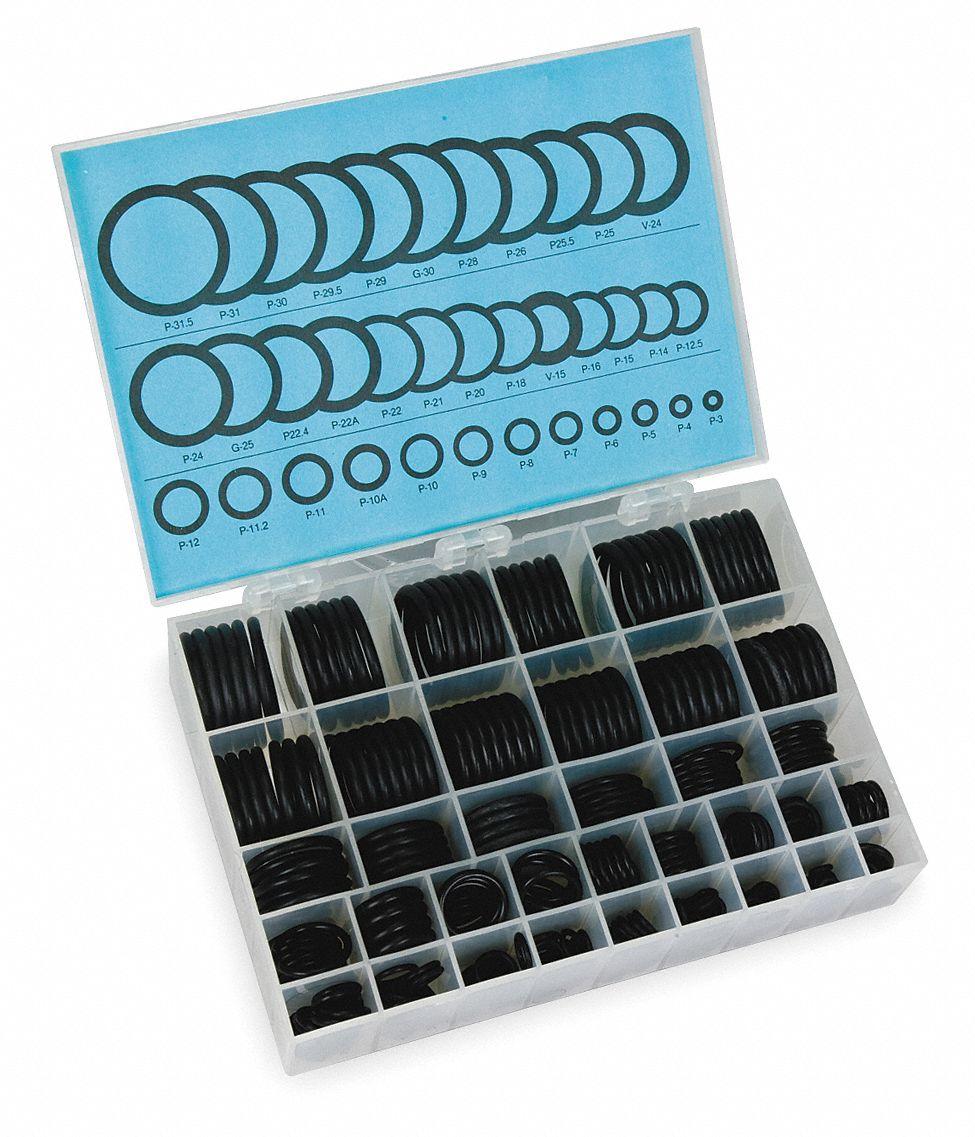 6 Pack Buna N O-Ring 448 9.5 Shaft O-Ring N90448