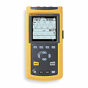 Power Quality Analyzer,1.56GW,400A,NIST