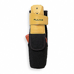 Holster,9x3-1/2x2-1/2,Black/Yellow