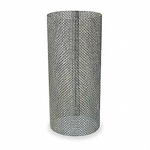 "Replacement Screen, Stainless Steel, For Use With 1-1/4"" Series Strainers"