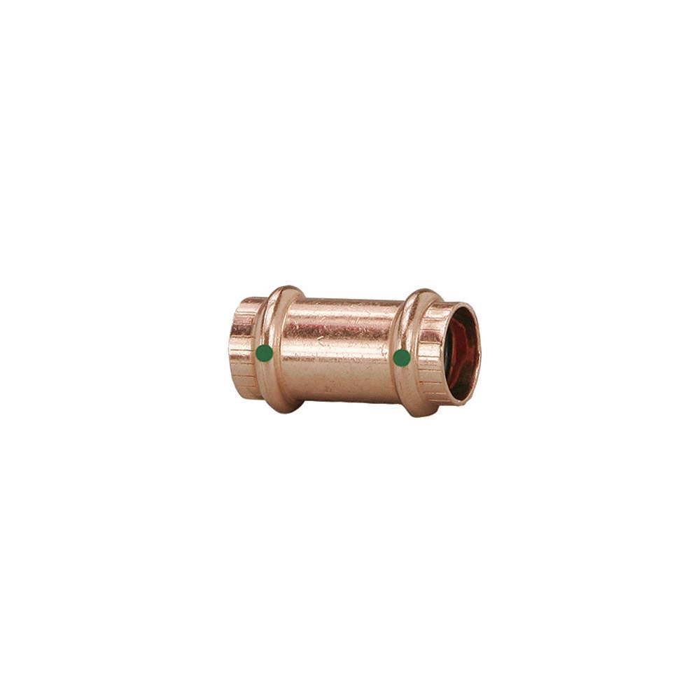 Viega Propress Copper Coupling No Stop Press X Press Connection