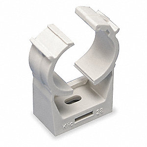Superklip Tube And Pipe Clamp,3/8 In