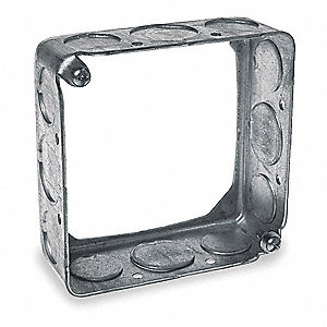 Extension Ring,Square,22.5 cu. in.