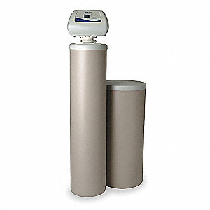 Water Softener,Service Flow Rate 15 GPM