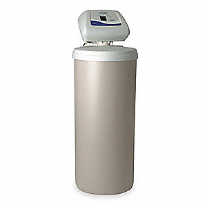 WATER SOFTENER,SERVICE FLOW RATE 10