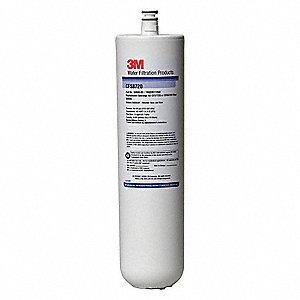 1.50 gpm Replacement Filter Cartridge, Fits Brand: Cuno, 5 Micron Rating