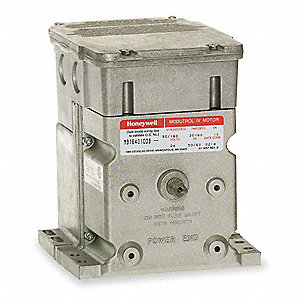 Electric Actuator,75 in-lb,Remote Mount