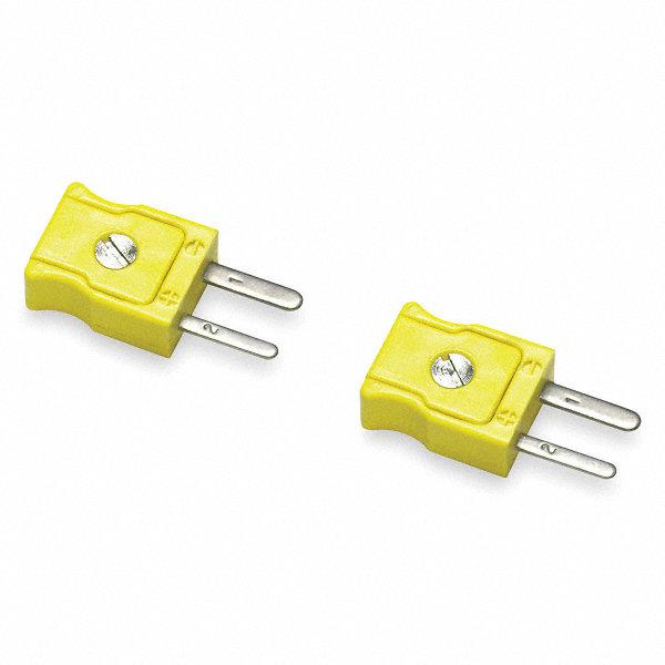fluke type k thermocouple plug mini pk2 1t318 80ck m