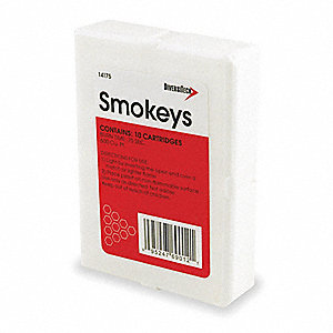 Smoke Cartridge,75 Sec Burn,PK10