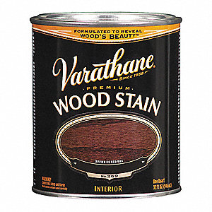 Translucent Wood Stain for Wood, Golden Oak, 1 gal.