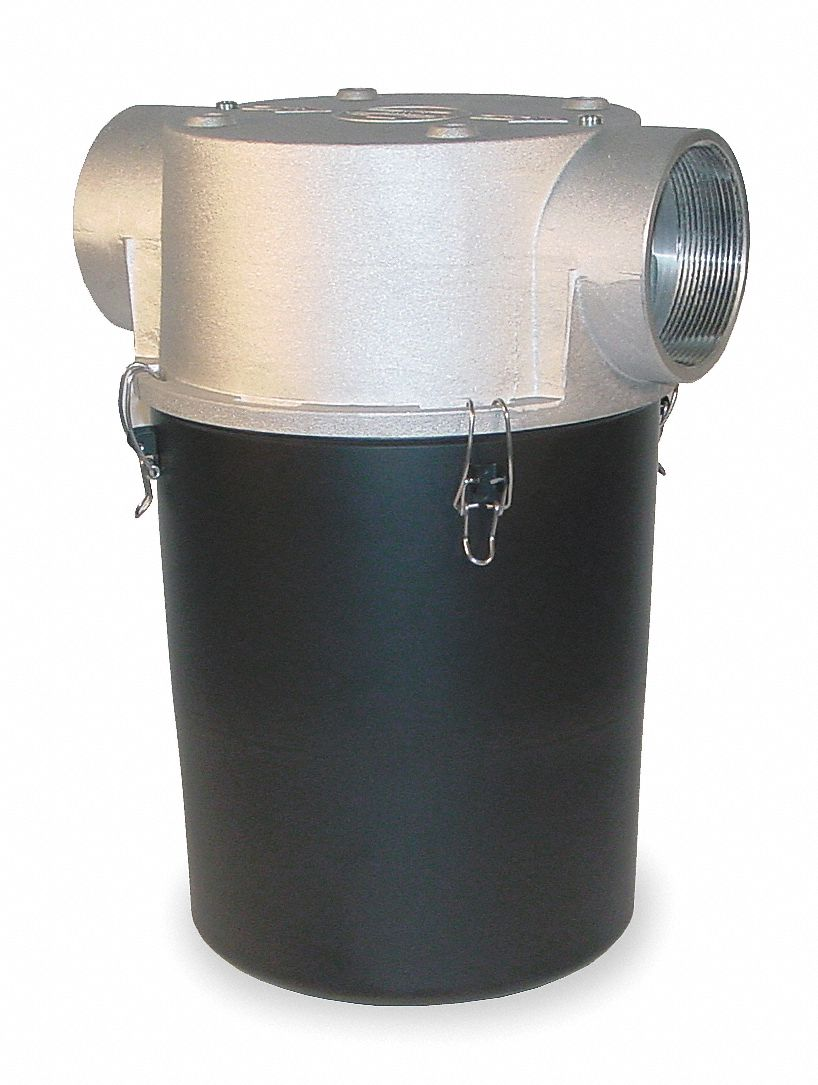 Regenerative Blower Inlet Filters