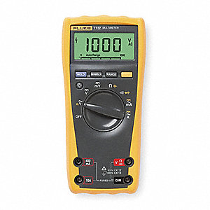 Digital Multimeter, Full Size - General Features Multimeter Style, Full Size - General Features Mult