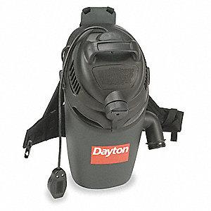 Dayton Backpack Vacuum Cleaners Filter Type Standard Air