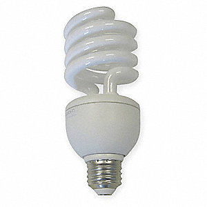 "6-3/8"" Soft White T3 Screw-In CFL, 26 Watts, 1700 Lumens"