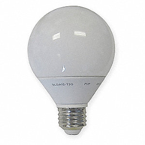 Screw-In CFL,Non-Dimmable,15W,2700K