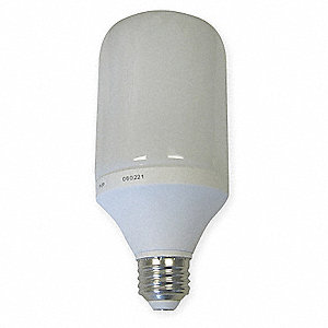 26 Watts Screw-In CFL, T21, Medium Screw (E26), 1350 Lumens, 2700K Bulb Color Temp.