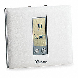 Low Voltage Thermostat, Stages Cool 2, Stages Heat 2