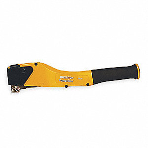 "14-1/4"" Heavy Duty Hammer Tacker, Yellow"