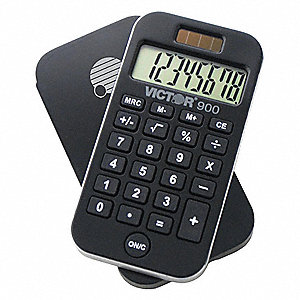 Pocket Calculator,LCD,8 Digits
