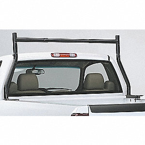 Ladder Rack, Steel Tubing, 500 lb. Load Capacity