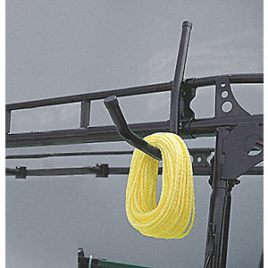 Utility Hook, Steel Tubing, 100 lb. Load Capacity