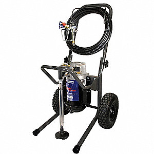 Airless Paint Sprayer,1 HP,0.44 gpm