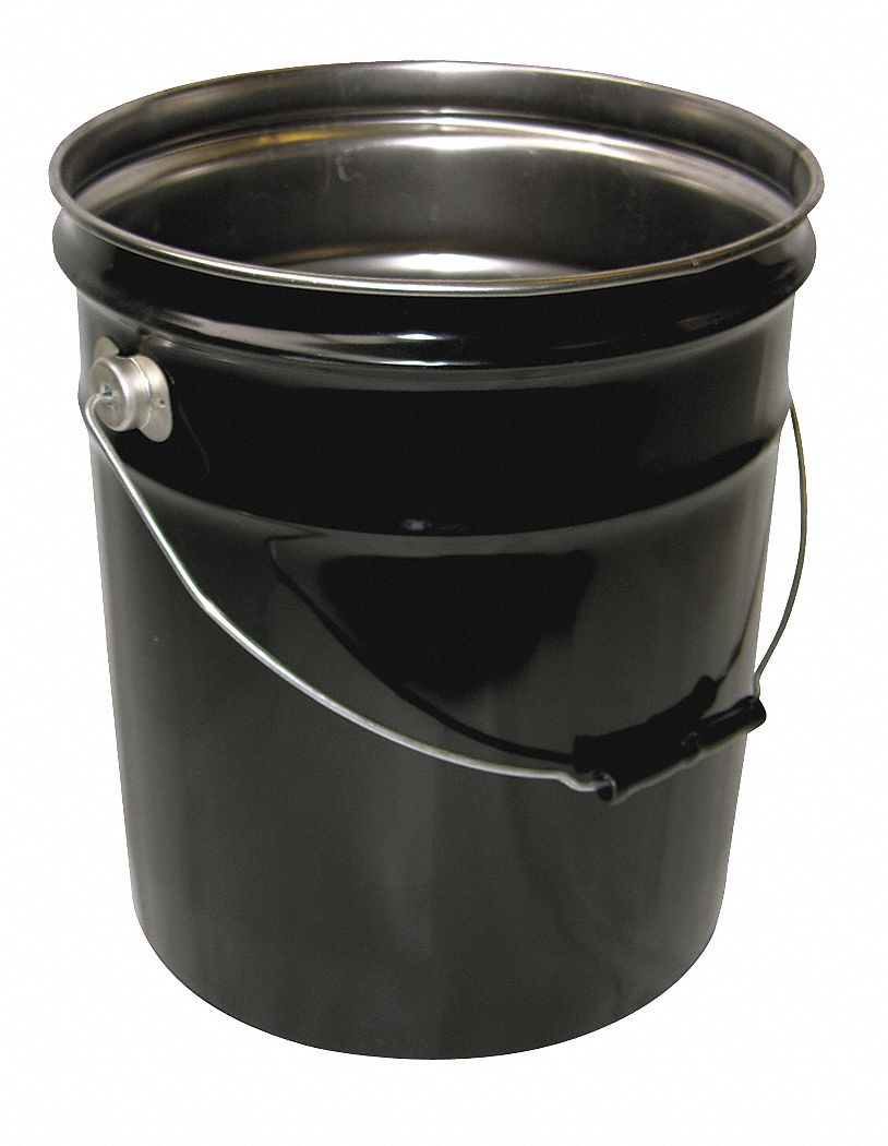 Storage Pails And Buckets