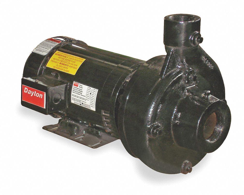 Straight Centrifugal High Head Pumps