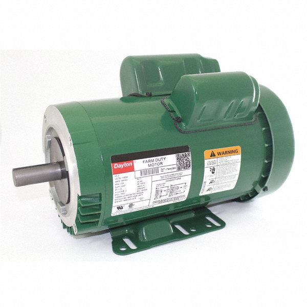 Dayton 2 Hp General Purpose Farm Duty Motor Capacitor