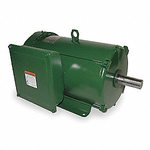 10 HP General Purpose Farm Duty Motor,Capacitor-Start,1740 Nameplate RPM,230 Voltage,Frame 215T