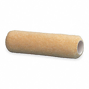 Roller Cover,9 In,Smooth/Medium Surfaces